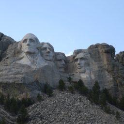 Visszatekintés: Mount Rushmore National Memorial